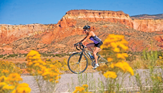 Santa Fe & Taos Biking Tour
